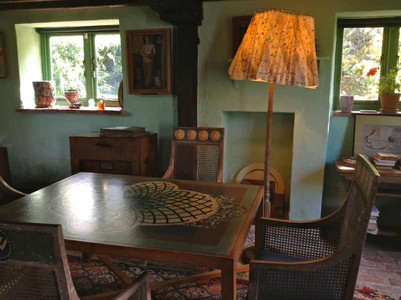 The Sitting Room at Monks House