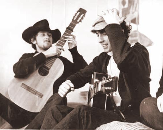 John Renbourn & Bert Jansch