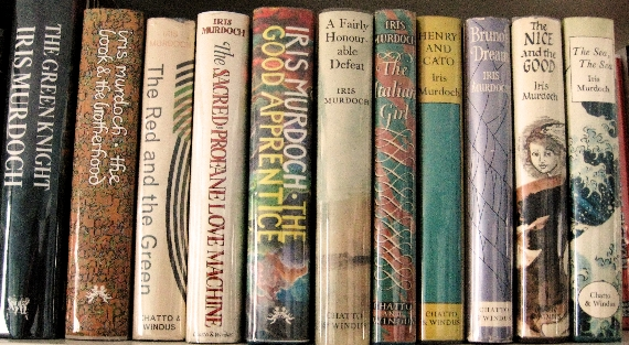 Books by Iris Murdoch