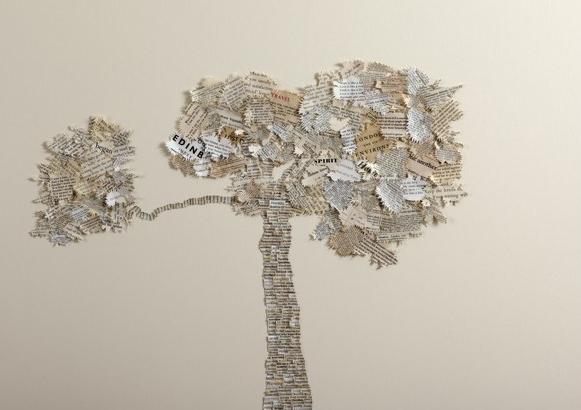 Tree Stories by Ellen Bell