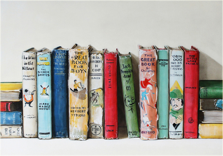 Children's Books II by Holly Farrell