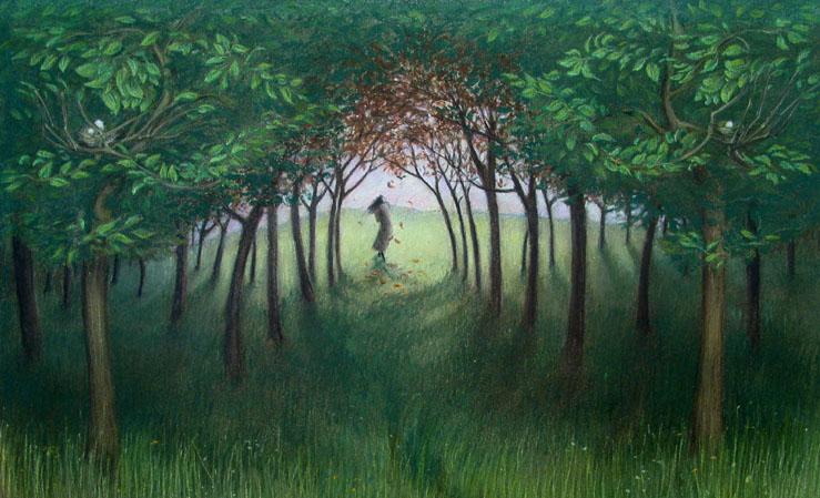 Summer Lands by Virginia Lee