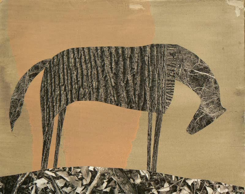 Quiet Horse by Holly Roberts