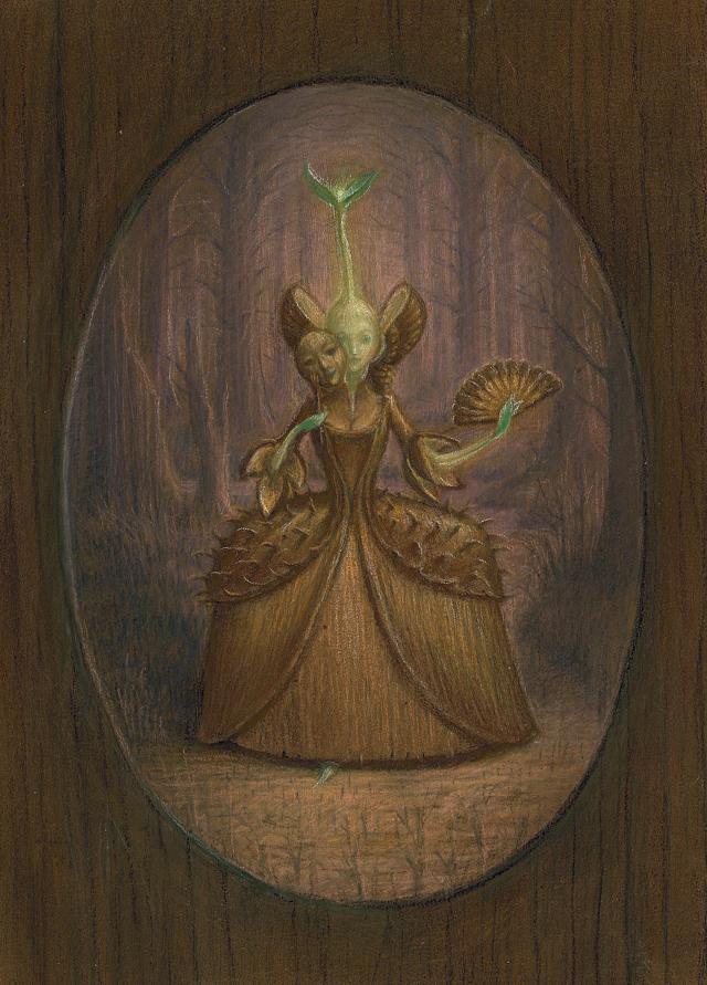 The liberation of lady sprout by Virginia Lee