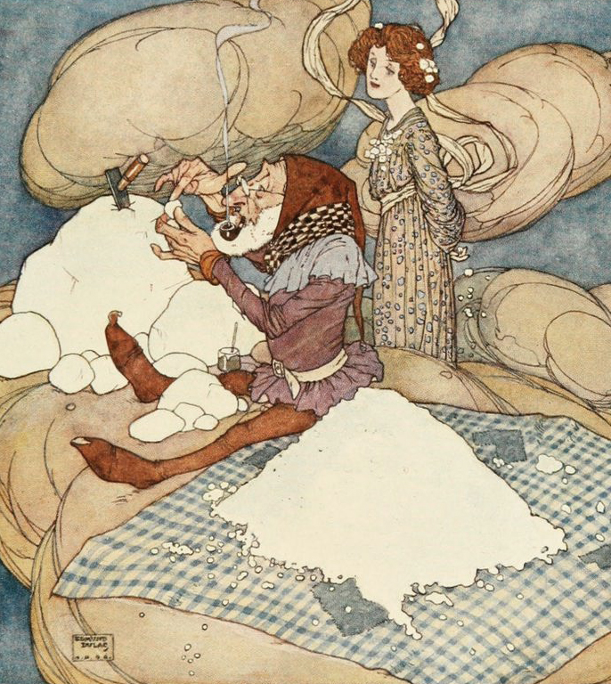 Fairies I Have Me by Edmund Dulac