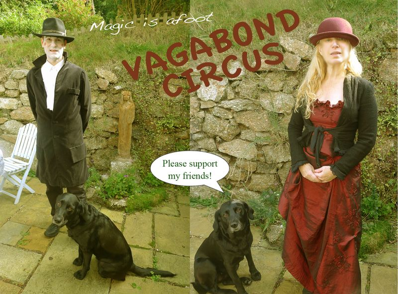 Vagabonds at home