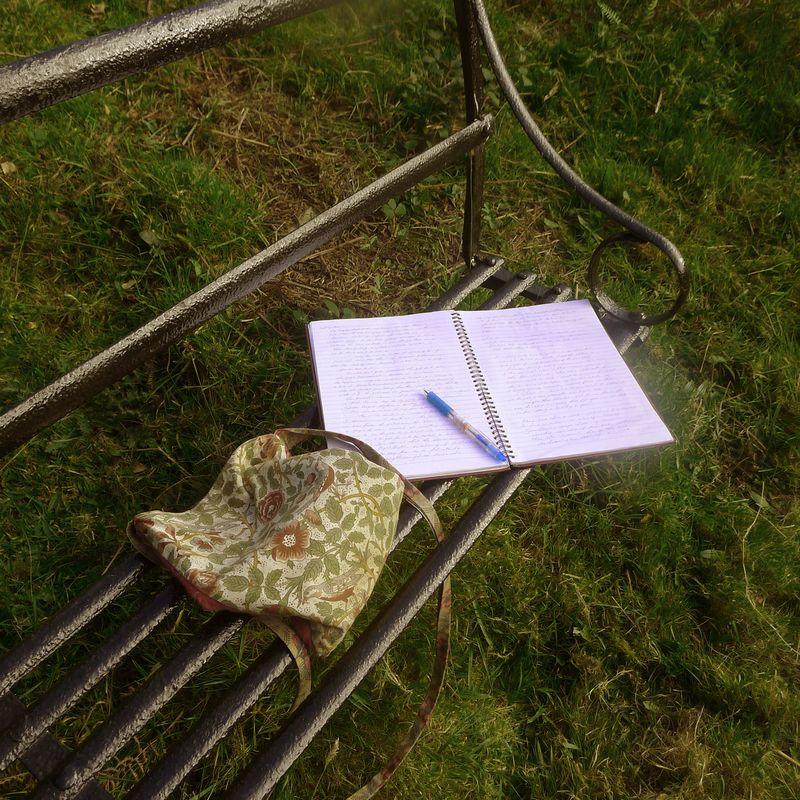 ''Writing notebook