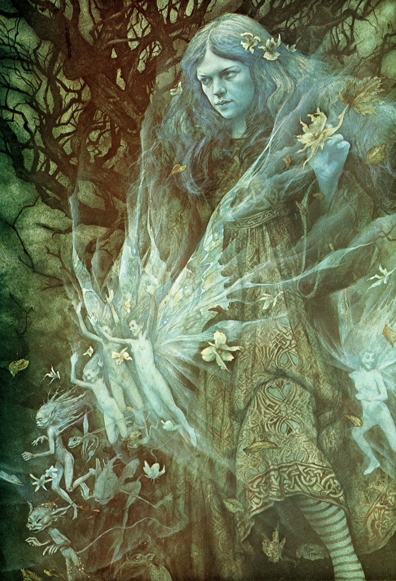 Twilight by Brian Froud
