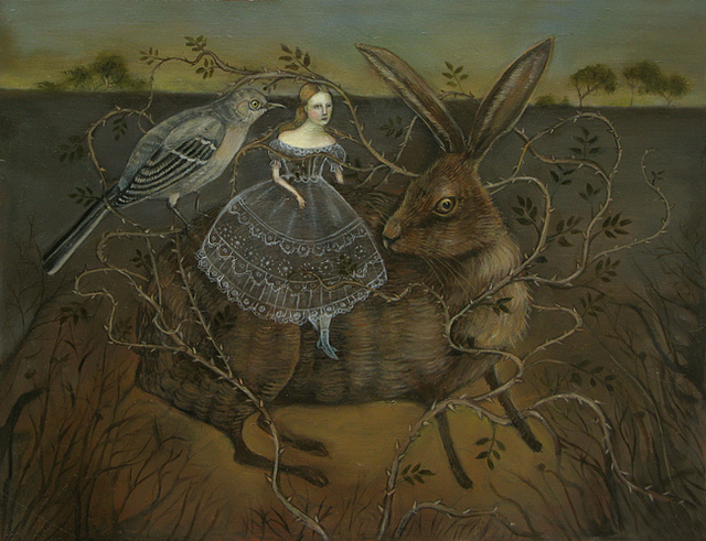 The Mockingbird and the Hare by Kelly Louise Judd