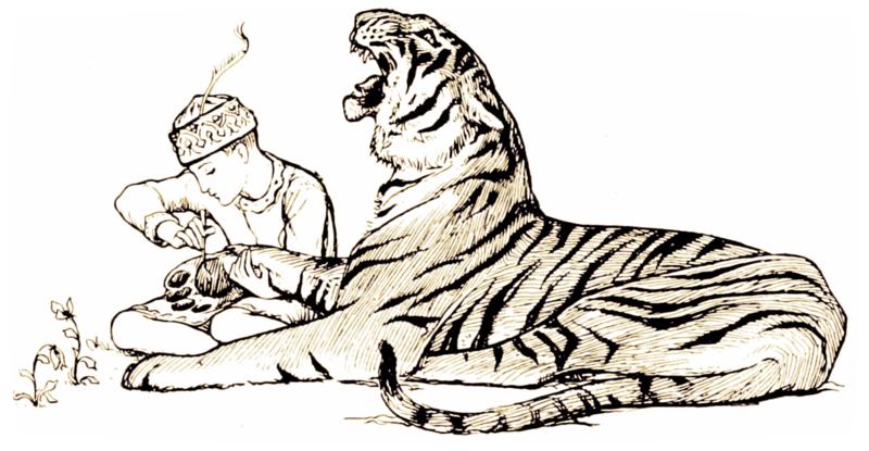 Illustration by John Dickson Batten