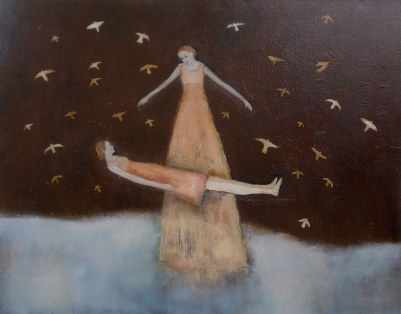 Self Rising by Jeanie Tomanek