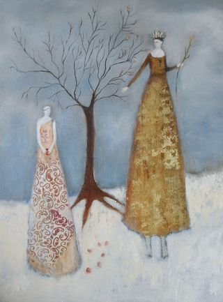 Six Seeds by Jeanie Tomanek