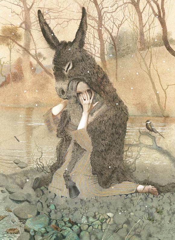 Donkeyskin by Nadezhda Illarionova