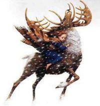 The Snow Queen illustrated by Vladislav Erko