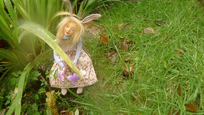 Bunny Girl (by Wendy Froud)