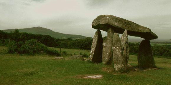 Pentre Ifan dolmen