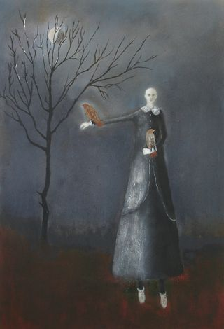 Eclipse by Jeanie Tomanek